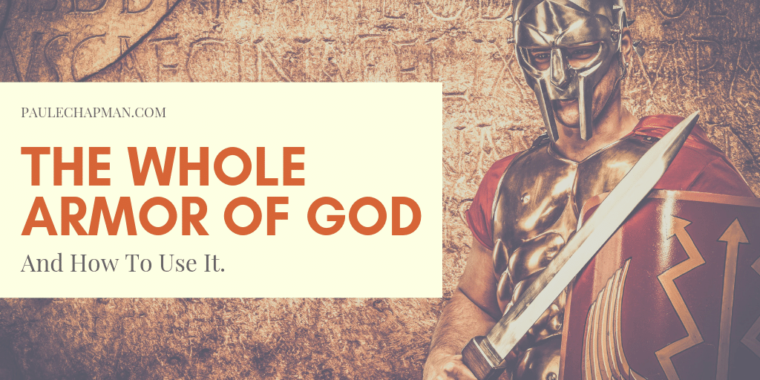 what is the armor of God