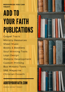 add to your faith publications sidebar ad